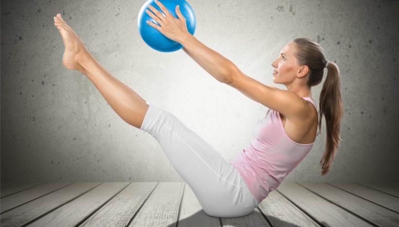 Pilates Dersleri (Aletli / Mat)