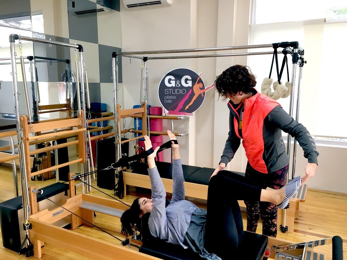 birebir pilates dersi