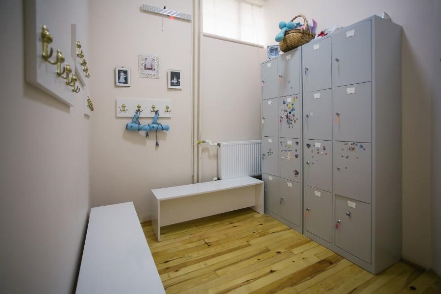 GG Studio Soyunma Odası
