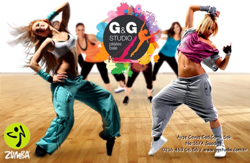 G&G Studio'da Zumba Kursu (Sorular & Cevaplar)