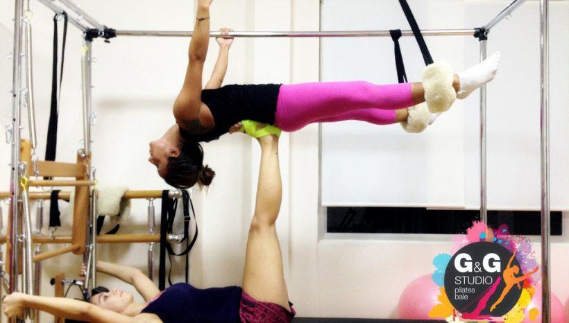 Aletli Pilates Dersleri ile Adım Adım Mutluluk