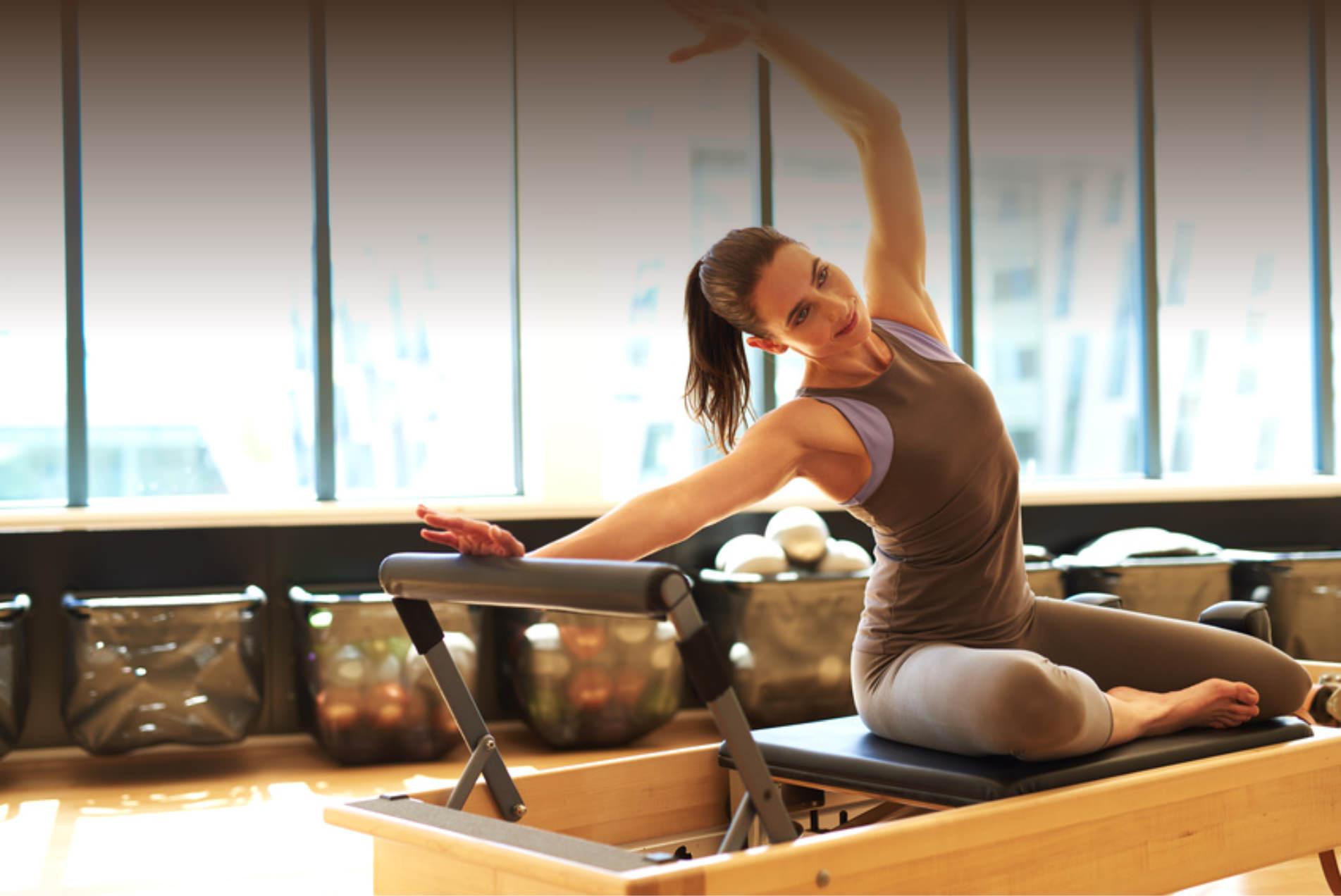 Aletli Pilates Dersleri