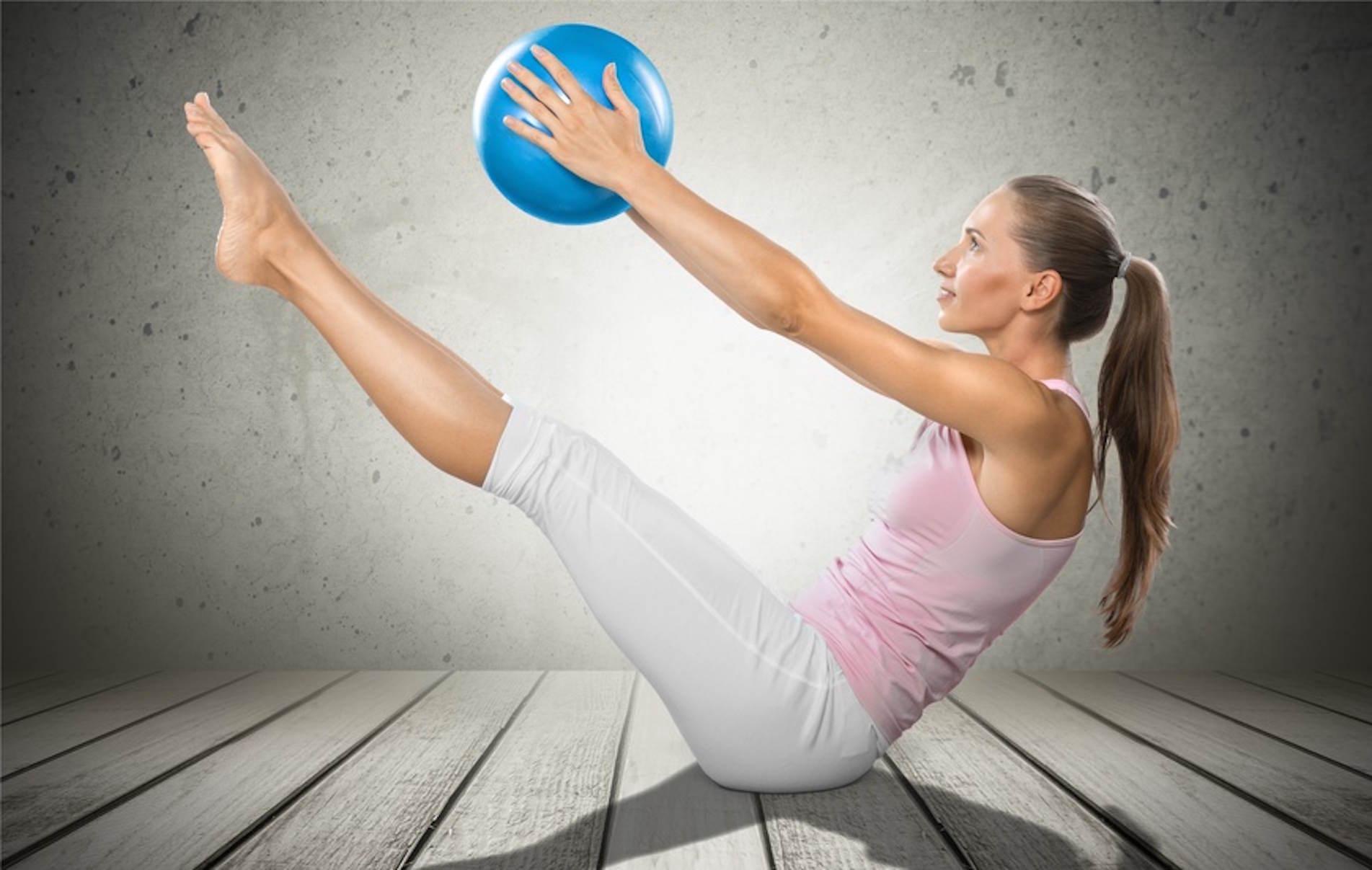 Pilates Dersleri