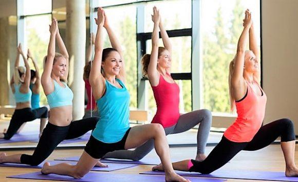 Hatha Yoga Dersleri Suadiye