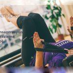 Pilates Prensipleri