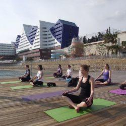 Pilates Yoga Zumba ile Zamanı Durdur