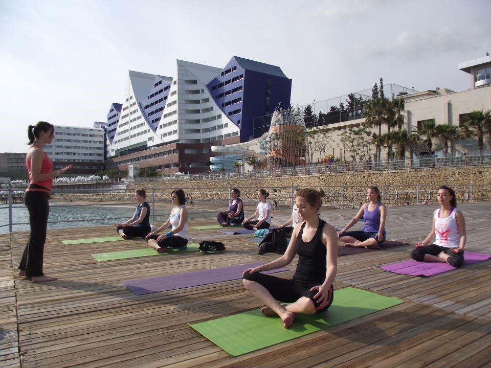 pilates yoga zumba