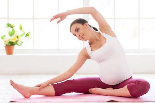 Hamileler için Yoga Dersleri