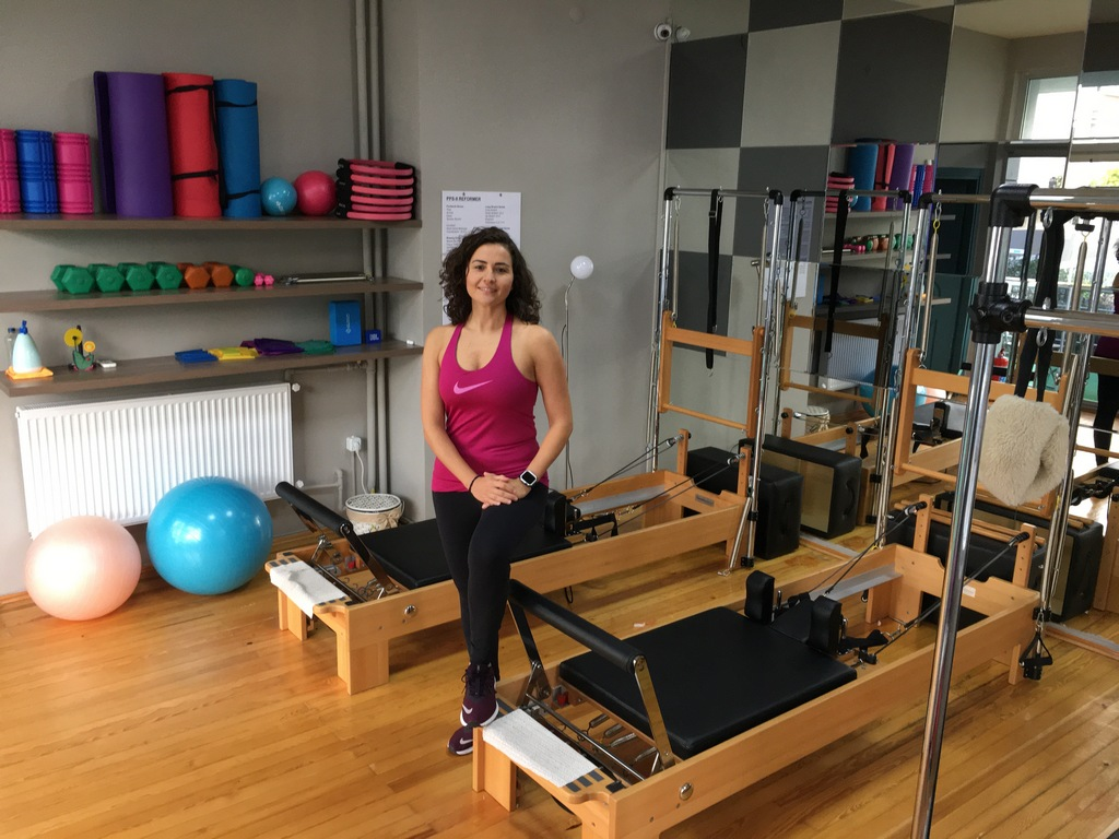 g-studio pilates egitmeni